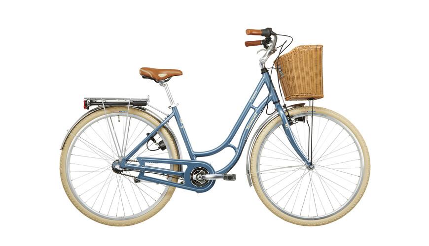 Vermont Saphire Rower miejski 3-biegów niebieski